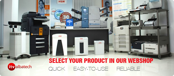 View our range of our online store